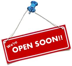 Open Soon!